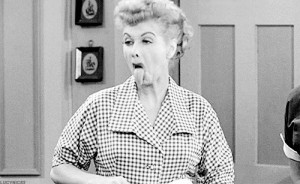 Funny I Love Lucy Quotes   love lucy gif   Tumblr