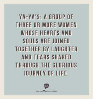 ... Ya Ya Sisterhood Quotes, Je Ne Sais Quoi Quote, Southern Women Feather