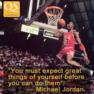 Do great things #MichaelJordan #Sports #Basketball #MJ ... | Quotes