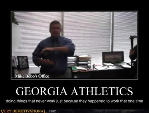 ... : Ten Reasons to be Pessimistic About the Georgia Bulldogs in 2011
