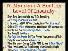 Funny Insanity Quotes Ehem Our...