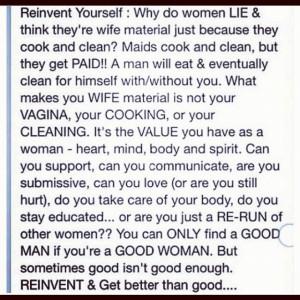 Reinvent Yourself!
