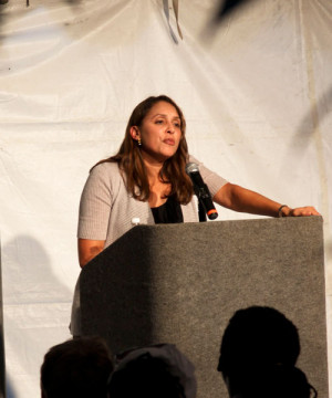 Natasha Trethewey Reads At Cave Canem 2011 Photo Rachel Eliza picture