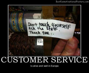 Funny Quotes Customer Service