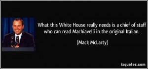 Mack Quotes