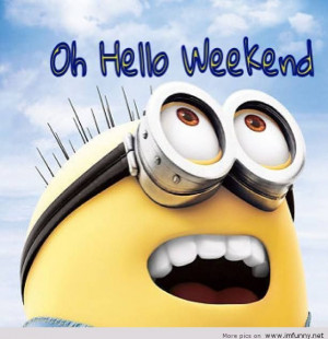Hello, weekend! Funny pictures