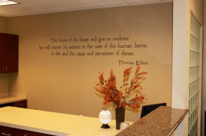 ... Edison Quote at Cedar Park ChiropracticQuotes Love, Edison Quotes