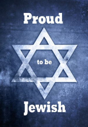 Proud to be Jewish 1.0