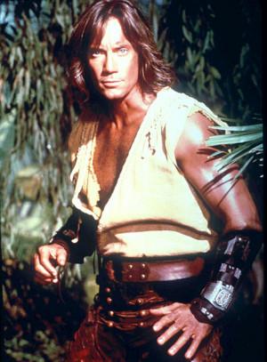 Kevin Sorbo As Hercules In The Legendary Journeys Of Hercules