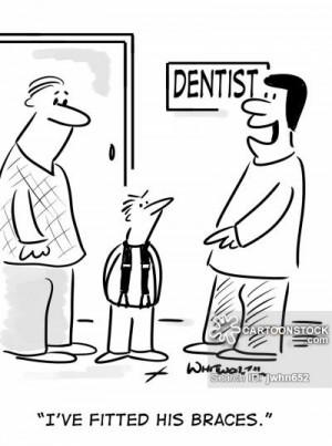 Teeth Braces cartoons, Teeth Braces cartoon, funny, Teeth Braces ...