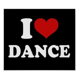 Love Dance Print
