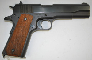 Colt 45 Model 1911 Pistols