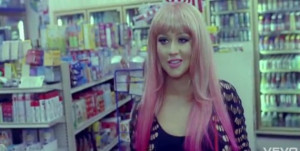 Christina Aguilera's 'Your Body' Video Includes More Hair Colors Than ...