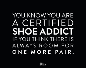 BULLBOXER INSPIRATION – SHOE QUOTES