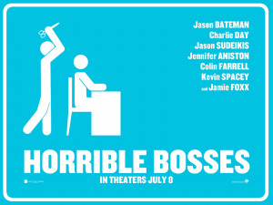 funny poster horrible bosses film movie poster celebs comedy funny ...