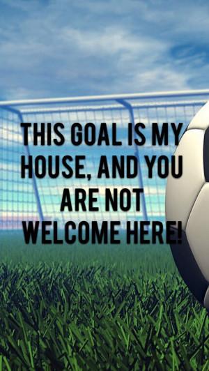 soccer goalie quotes tumblr