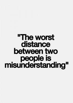 Relationship #BrokenHearts Misunderstanding