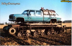 Taking Ford vs. Chevy to a whole nother level Humor Funny Pictures ...