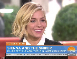 New role: Sienna Miller talked about playing Sally Bowles in Cabaret ...