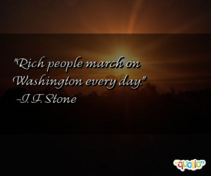 Famous Sayings Quotes From People March