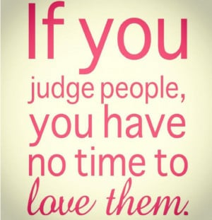 judging a person blindness who sleep smart judge me who are you to ...