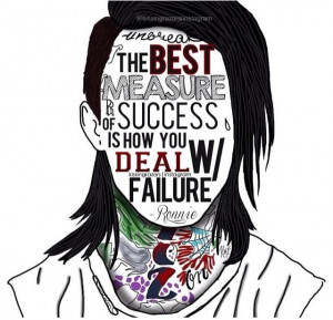 Oh Ronnie Radke, how you leave me speechless.