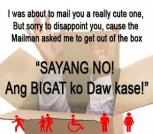 English Tagalog Text Jokes Quotes