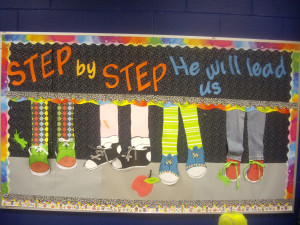 ... in a Christian school, you can use Step by Step through Second Grade