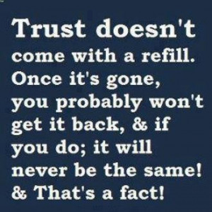 Quotes about broken trust 2