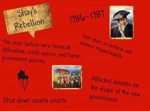 Shays Rebellion Shays rebellion