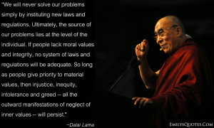 Wise Motivational Inspirational Quotes of Dalai Lama