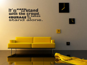 Courage Quotes For Her Home