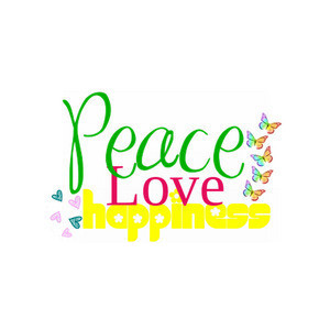 Quotes About Love Peace And Happiness : Peace And Contentment Quotes. QuotesGram