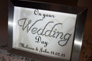 On Your Wedding Day , Sparkle Word Art Pictures, Quotes, Sayings, Home ...