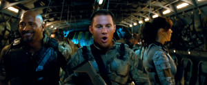 Gi Joe Retaliation The Rock Quotes ~ G.I. JOE: RETALIATION - 2 Fun New ...