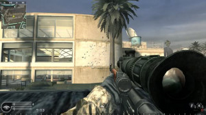 CoD4 Weapon Recoil - Sniper Rifles
