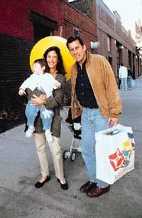 Paul Glaser Et Sa Famille