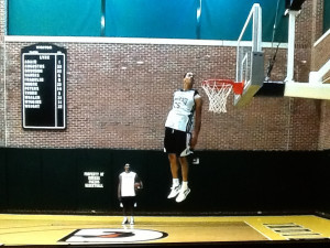 Gerald Green Can Probably Dunk
