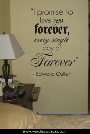 Twilight love quotes