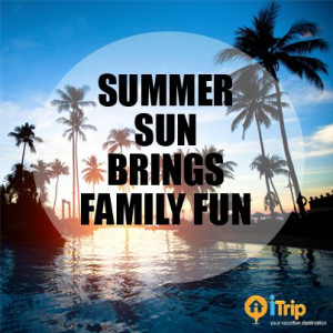 Summer Quotes. Summer Sun Brings Family Fun