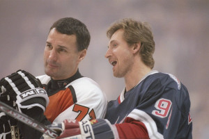 most dominant athlete of all time wayne gretzky the man owned hockey ...