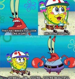 funny spongebob quotes for facebook