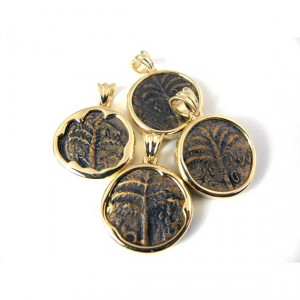 Ancient Coin Jewelry Shimon...