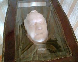 Death Masks The Famous