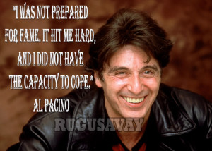 Al Pacino Bike Quote