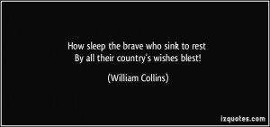 quote-how-sleep-the-brave-who-sink-to-rest-by-all-their-country-s ...