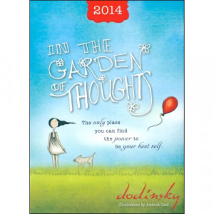 Home > Obsolete >In the Garden of Thoughts 2014 Hardcover Planner