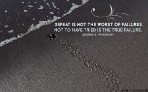 Top Success saying to beat Failures