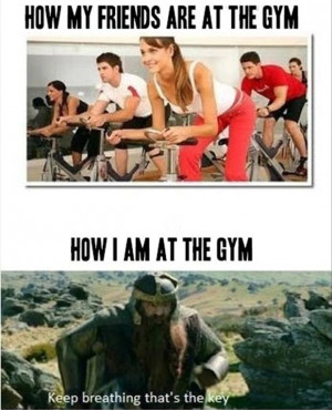 Funny Pictures Gym