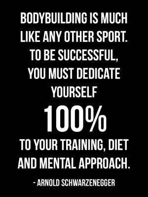 Training Motivational Quotes for Athletes